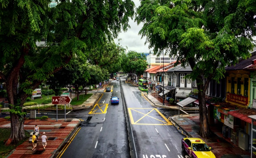 Live Like the Locals inSingapore