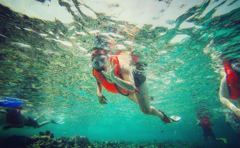 Under The MaldivianSea