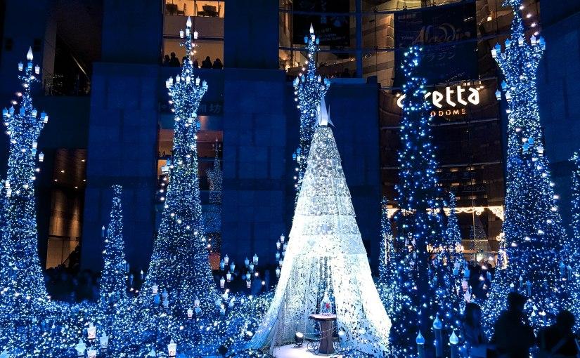 11 Must-see Winter Illuminations inTokyo